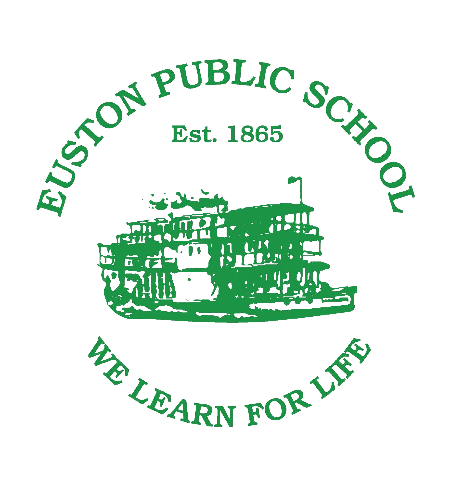 Euston Public School logo